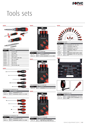General tool set