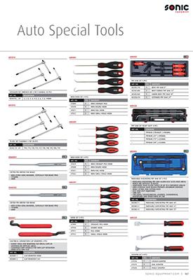 Auto special tools