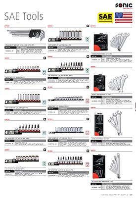 SAE tools