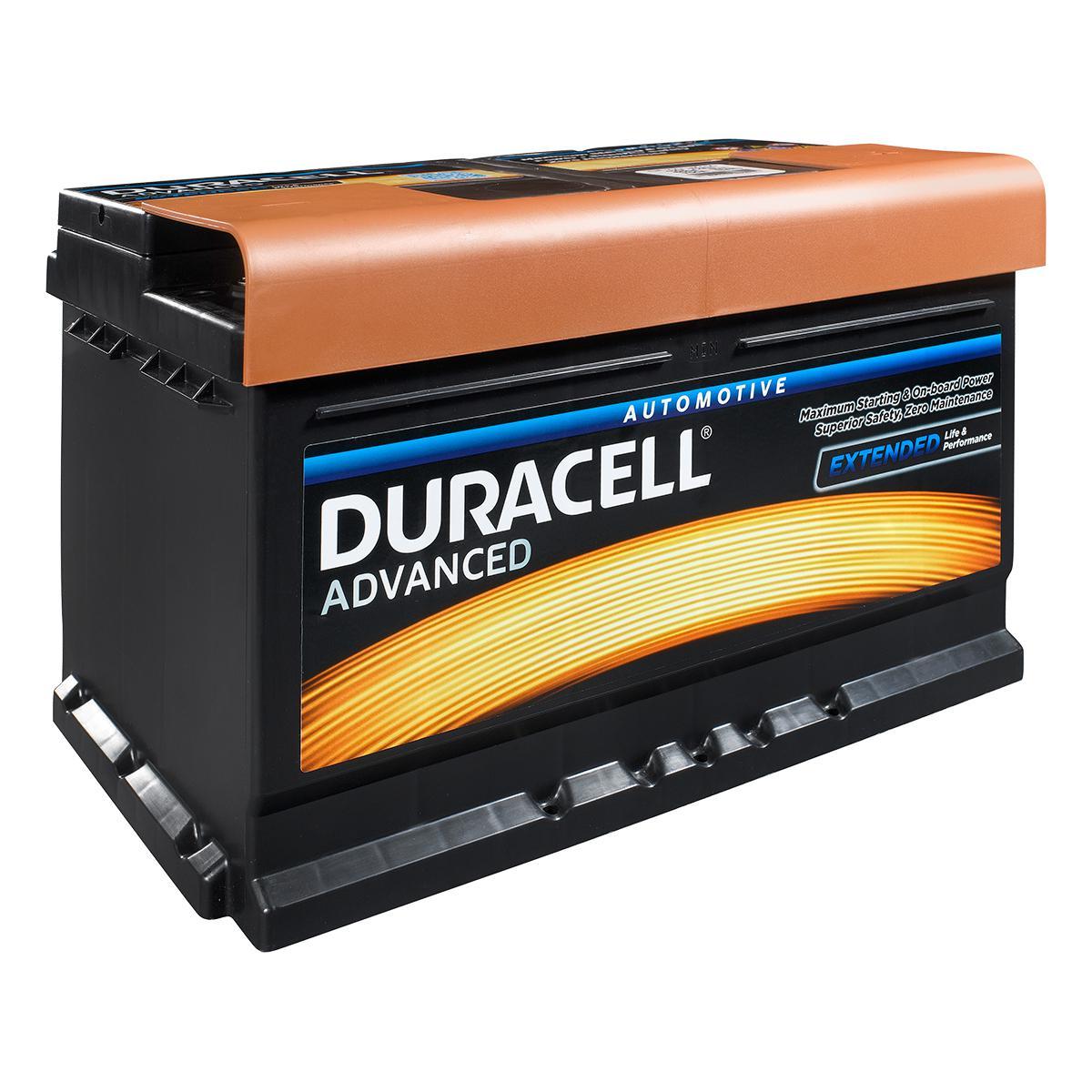 Duracell Advanced