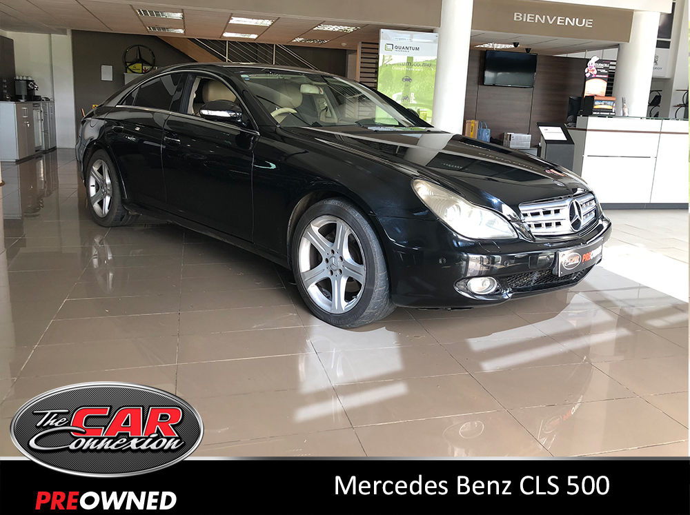 Mercedes Benz CLS 500 1