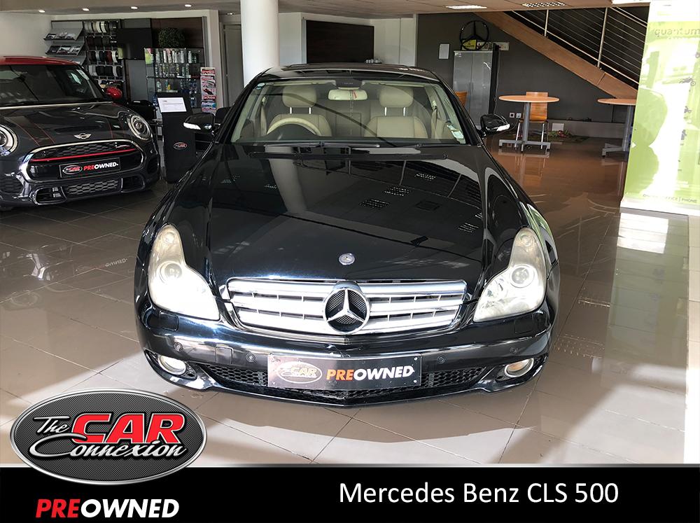 Mercedes Benz CLS 500 2