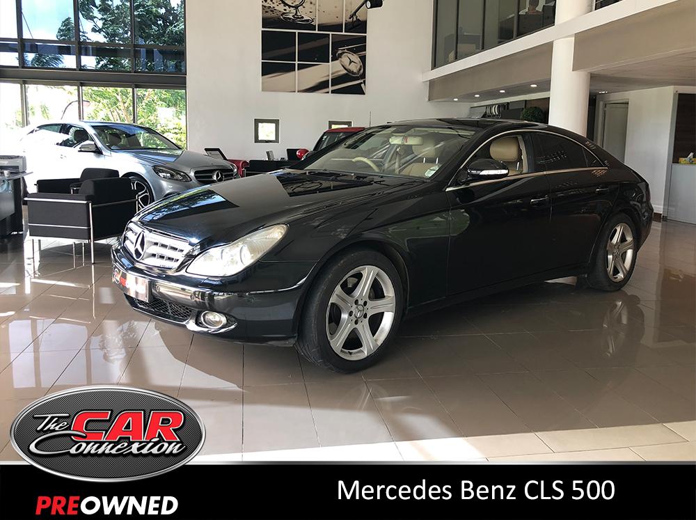 Mercedes Benz CLS 500 3