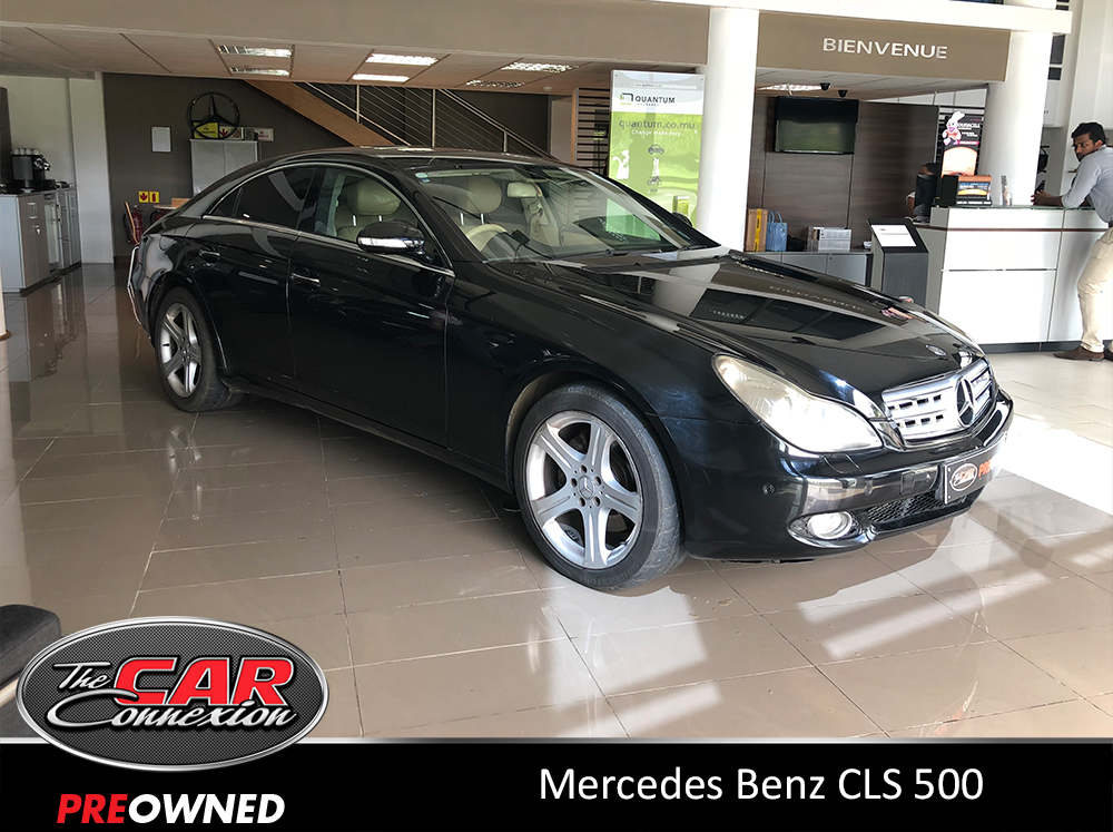 Mercedes Benz CLS 500 4