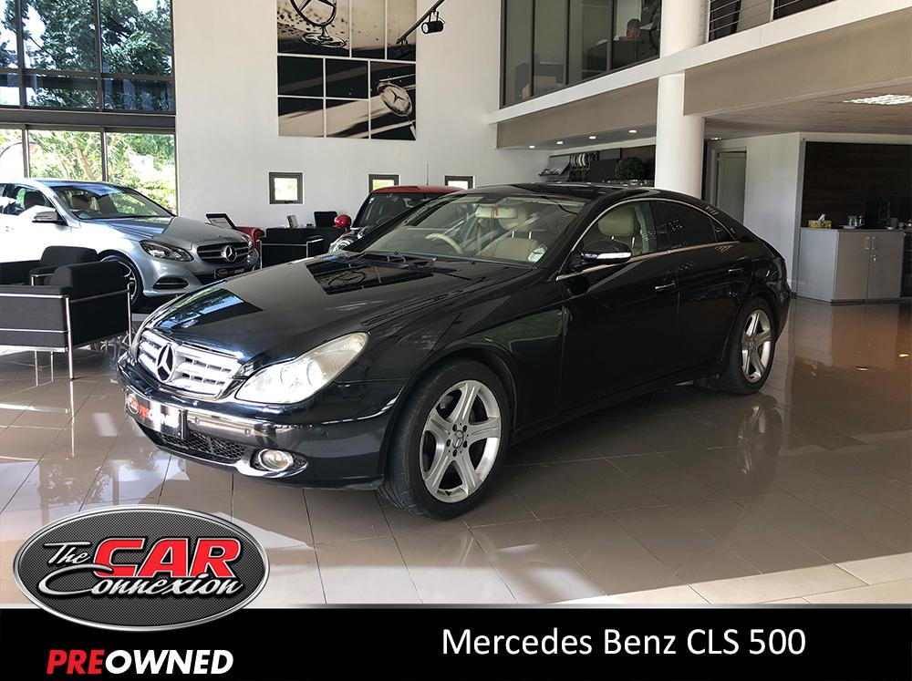 Mercedes Benz CLS 500 5