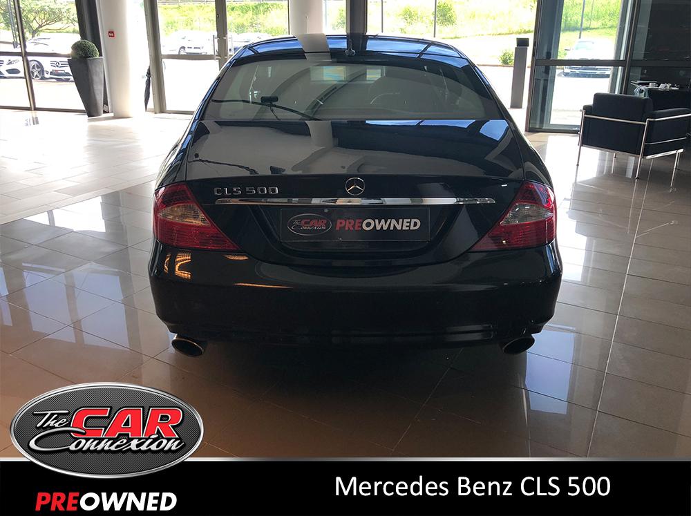 Mercedes Benz CLS 500 8