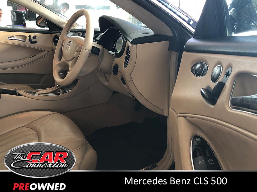 Mercedes Benz CLS 500 13