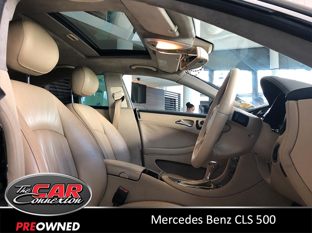 Mercedes Benz CLS 500 14