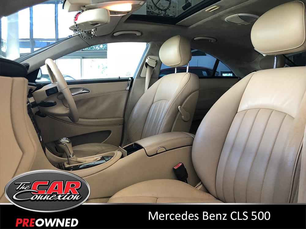 Mercedes Benz CLS 500 15
