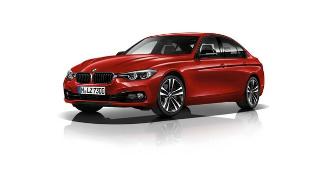 BMW 3 Series: New editions unveiled