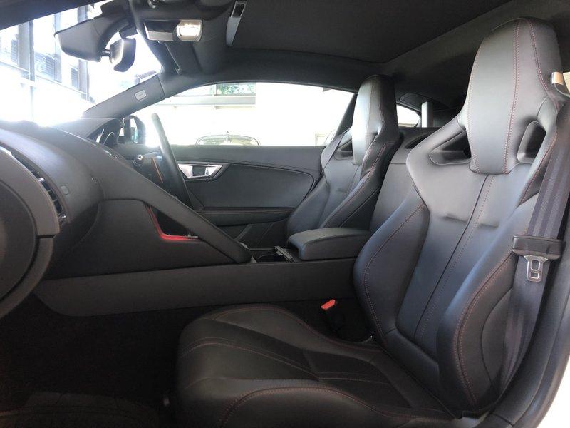 Jaguar F-Type S 3.0 Supercharged 4