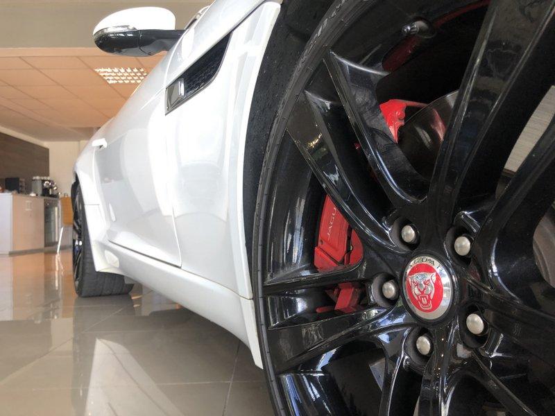 Jaguar F-Type S 3.0 Supercharged 5