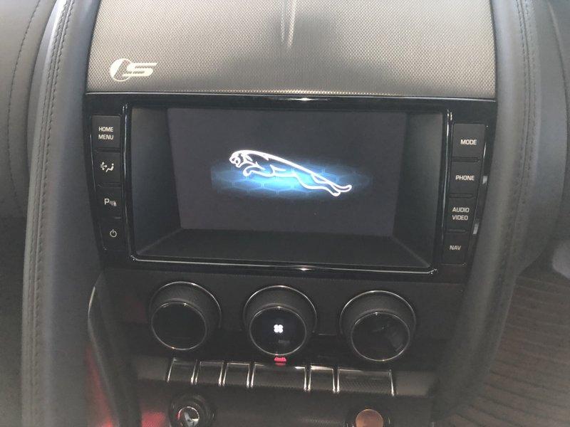 Jaguar F-Type S 3.0 Supercharged 12
