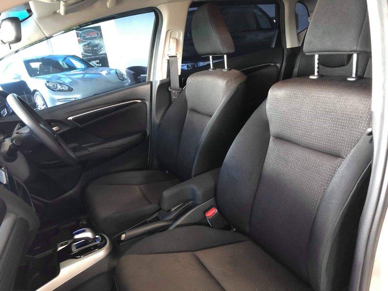 Honda Fit Hybrid 4