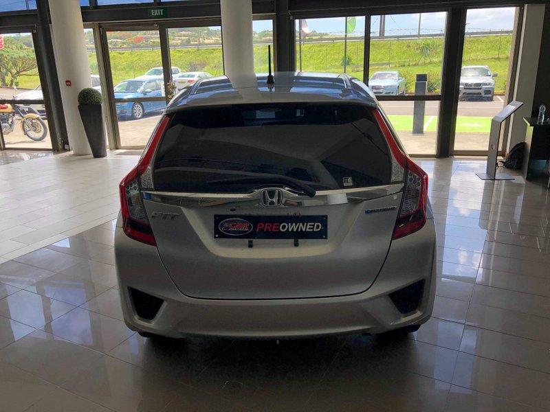 Honda Fit Hybrid 7