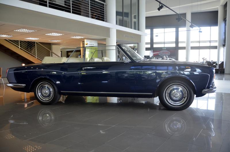Rolls Royce Silver Shadow Drophead Coupé 3