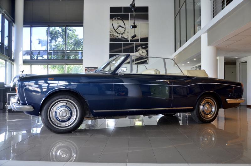 Rolls Royce Silver Shadow Drophead Coupé 4