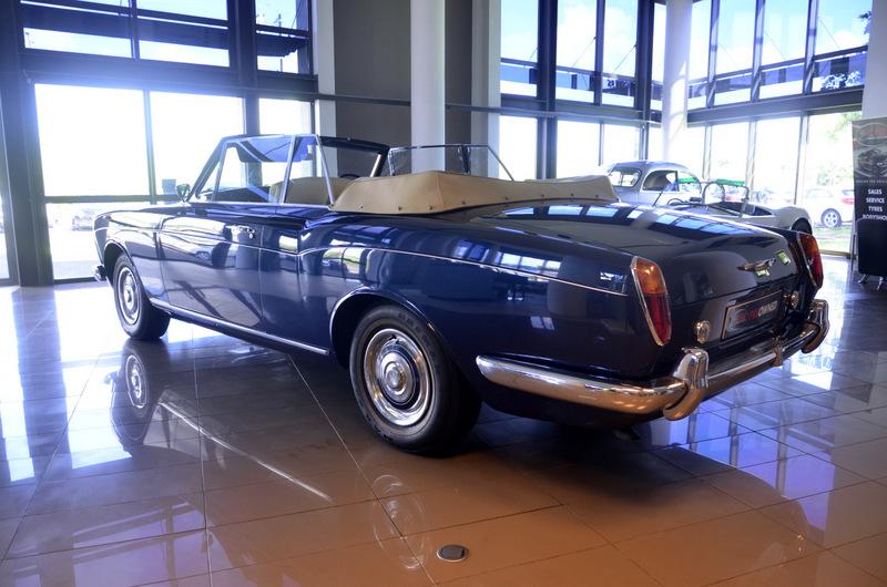 Rolls Royce Silver Shadow Drophead Coupé 6