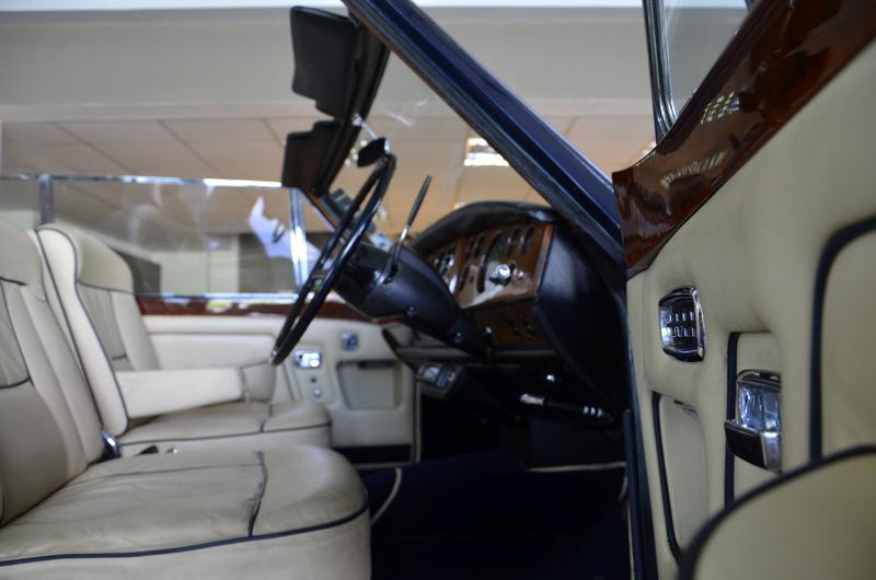 Rolls Royce Silver Shadow Drophead Coupé 7