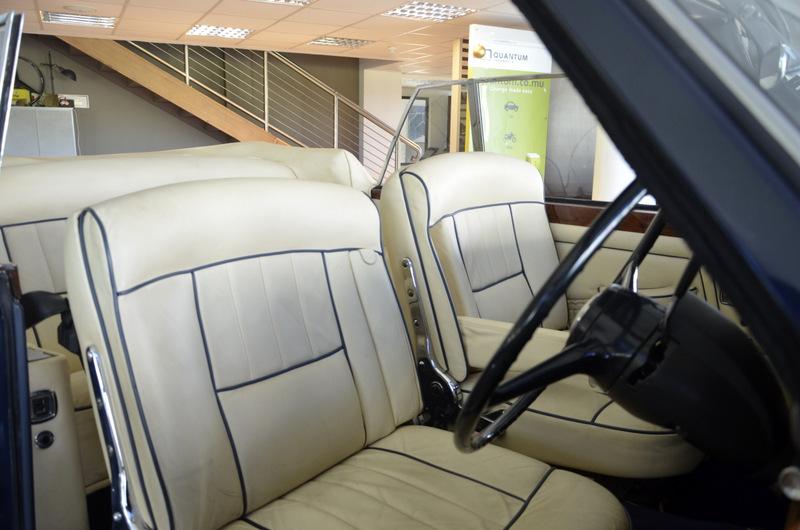 Rolls Royce Silver Shadow Drophead Coupé 9