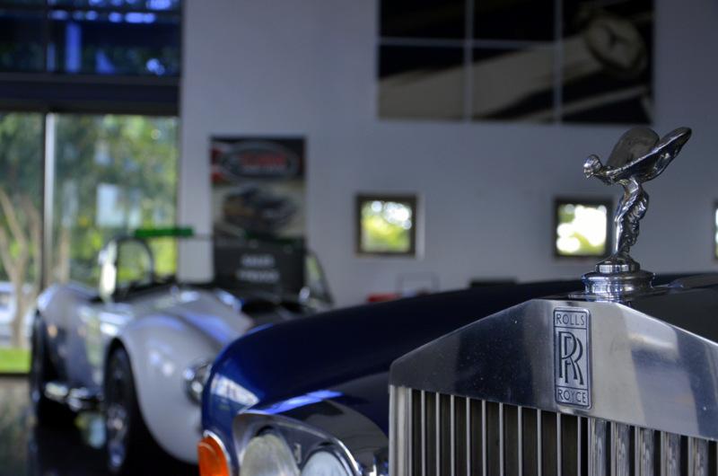 Rolls Royce Silver Shadow Drophead Coupé 10