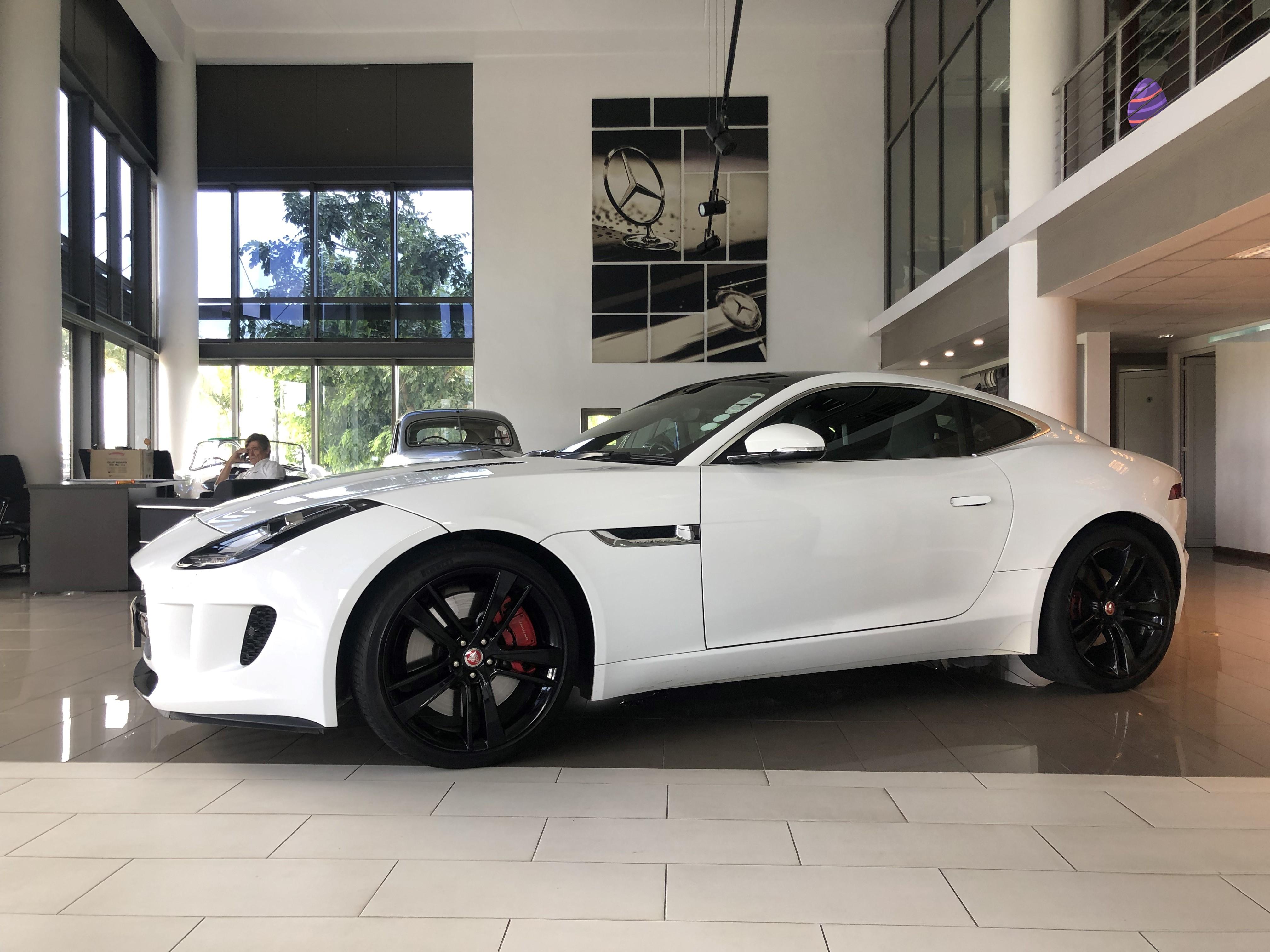 Jaguar F-Type S 3.0 Supercharged 16
