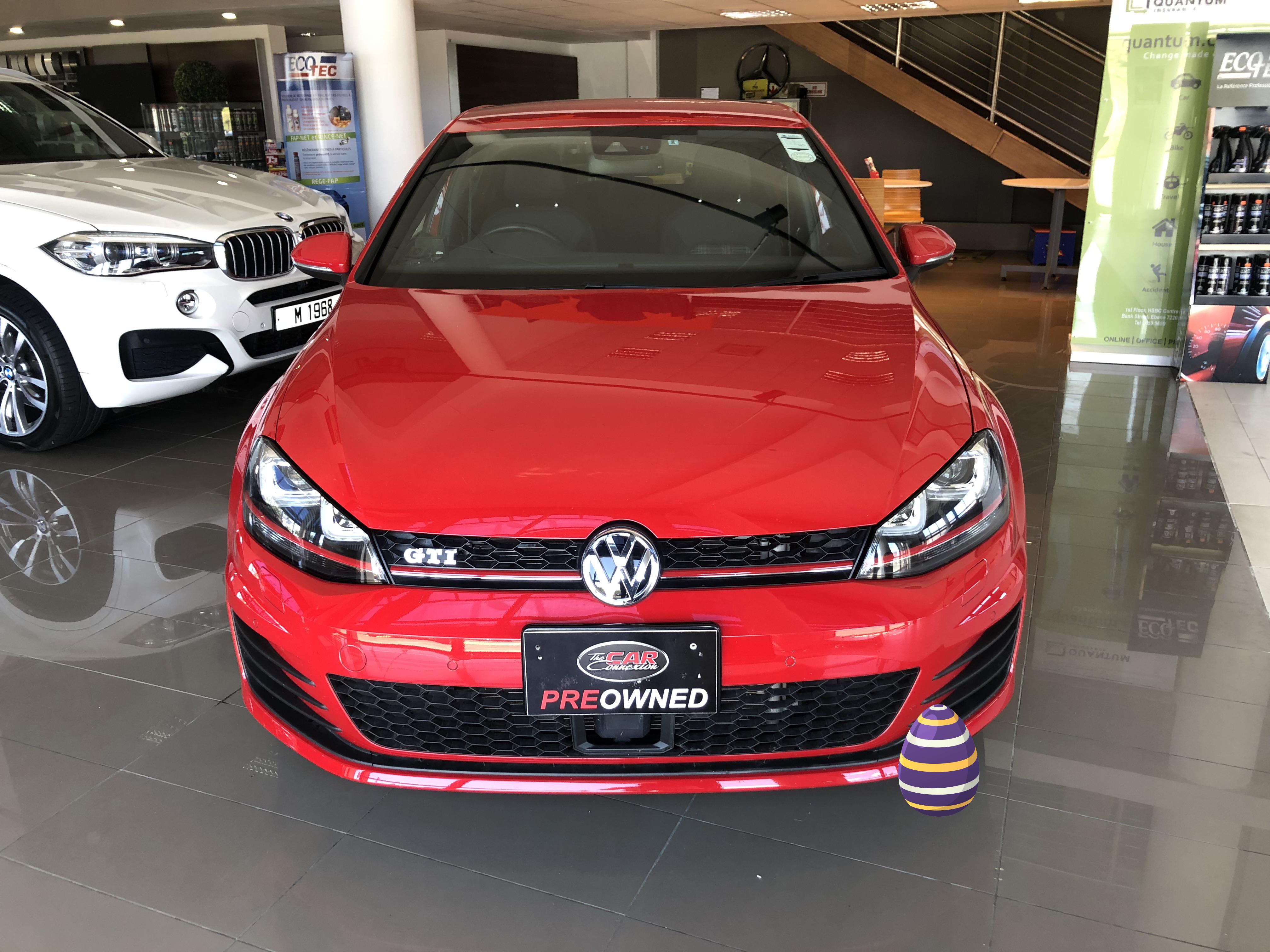 Volkswagen Golf GTI 1