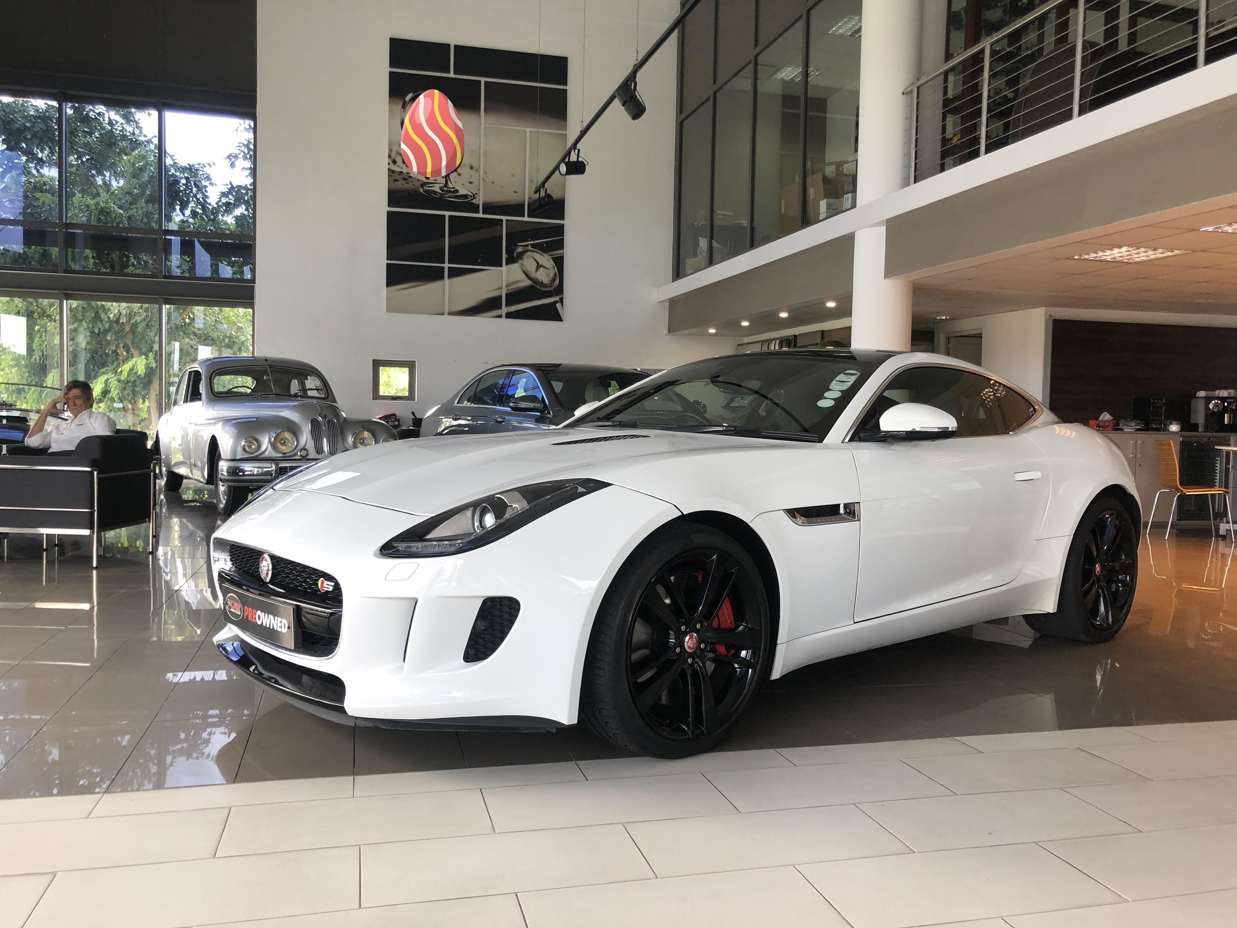 Jaguar F-Type S 3.0 Supercharged 1