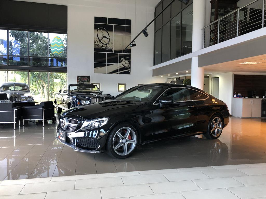 Mercedes Benz C-Class Coupé 1.6