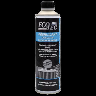 Cooling system oil emulsifier