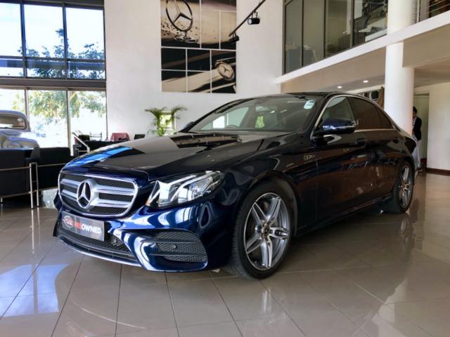 Mercedes Benz E300 AMG-Line