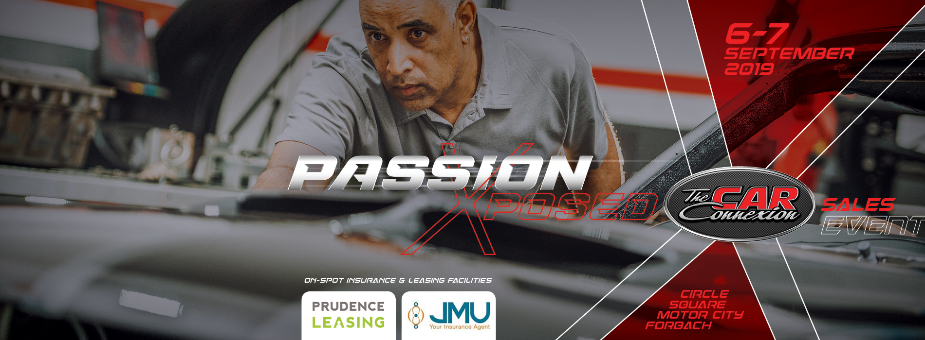 Passion Xposed les 6 et 7 semptembre