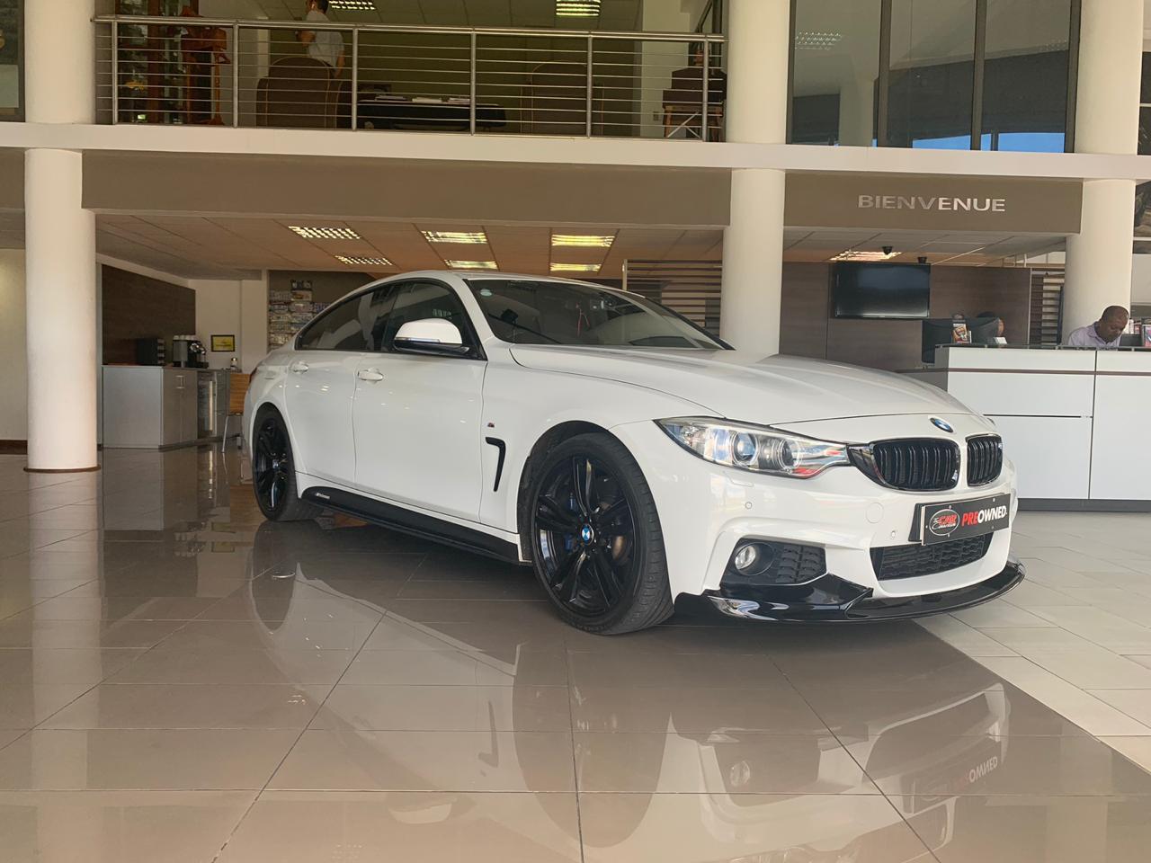 BMW 428i Gran Coupe 3