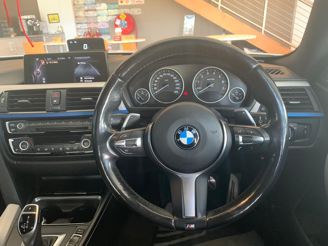BMW 428i Gran Coupe 6