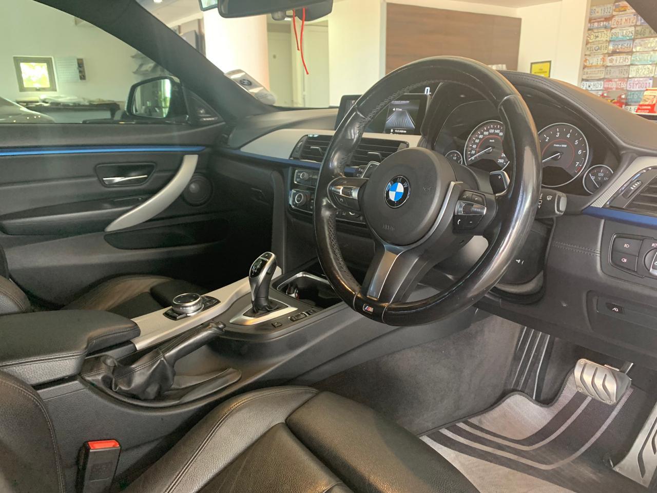 BMW 428i Gran Coupe 8