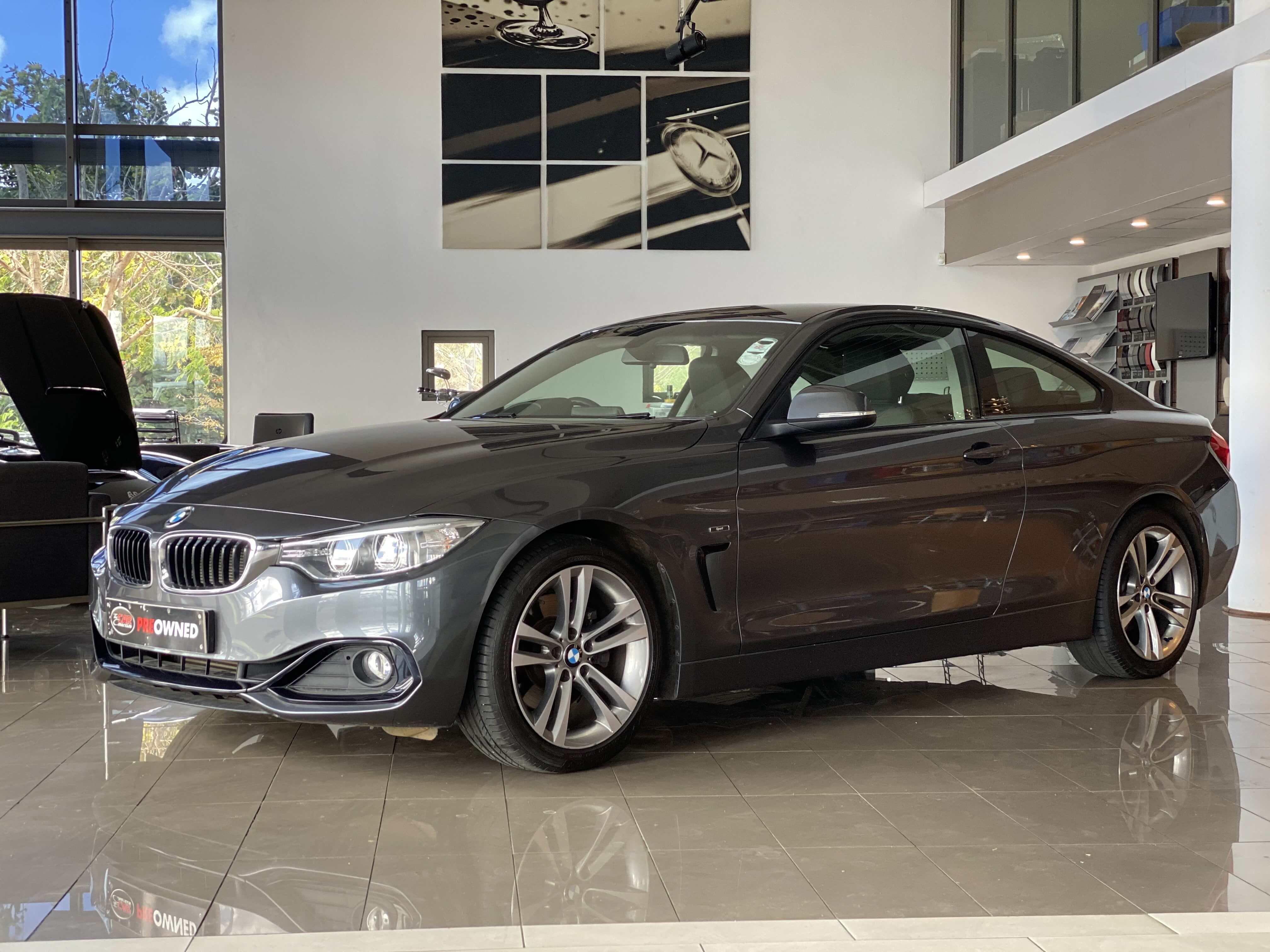 BMW 428i Sports Coupe