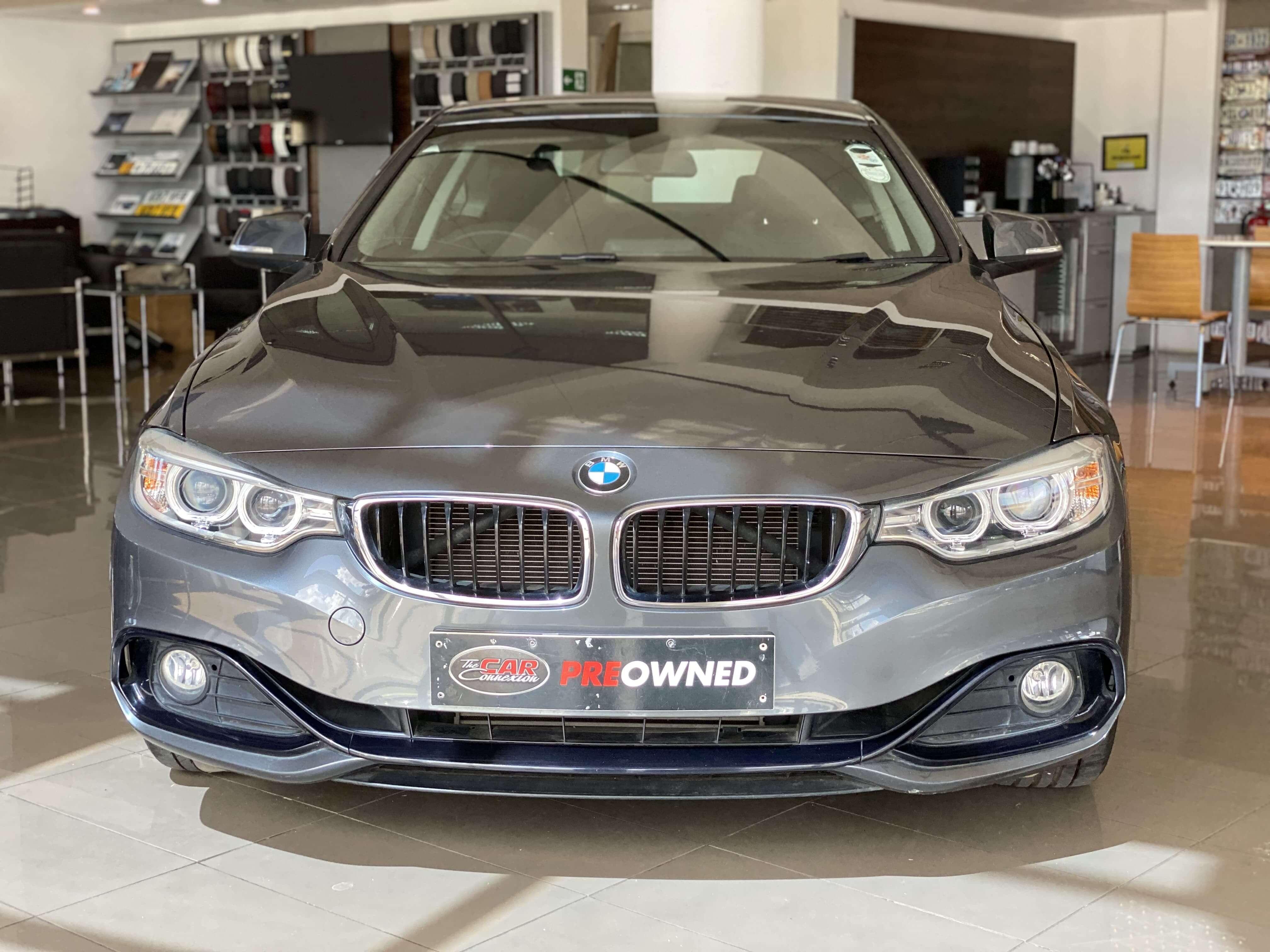 BMW 428i Sports Coupe 2