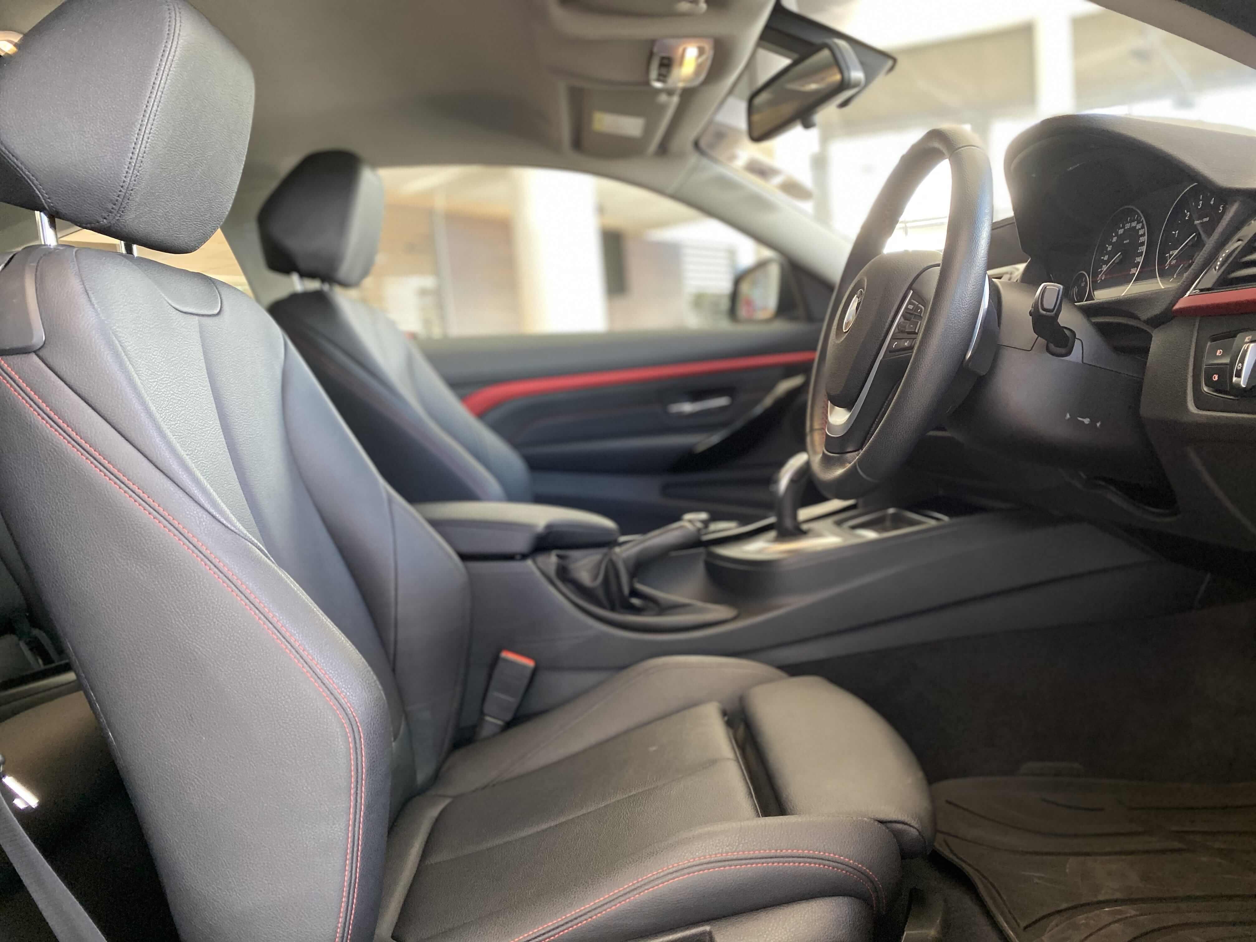 BMW 428i Sports Coupe 7