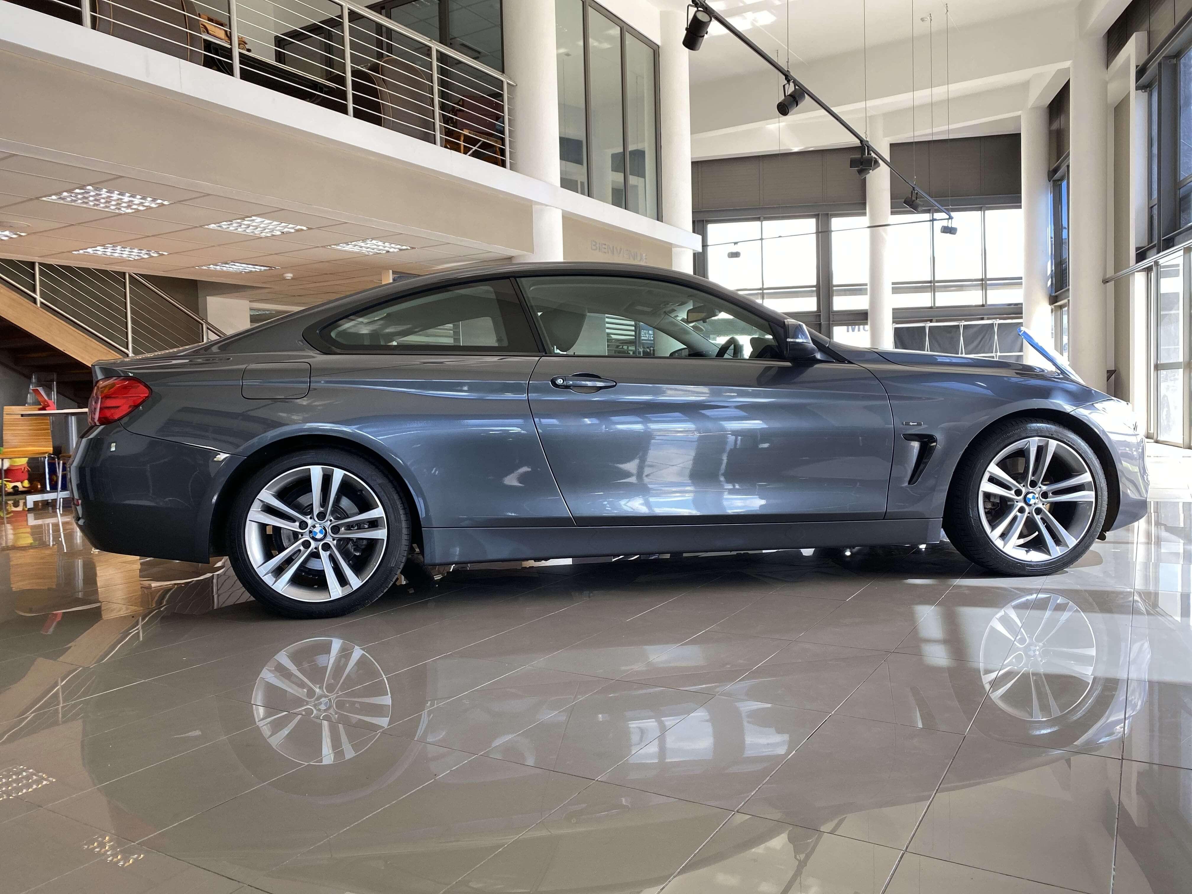 BMW 428i Sports Coupe 12