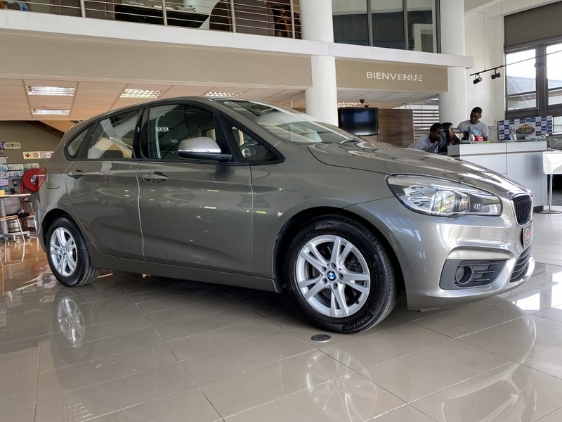BMW 2-Series 218I 3
