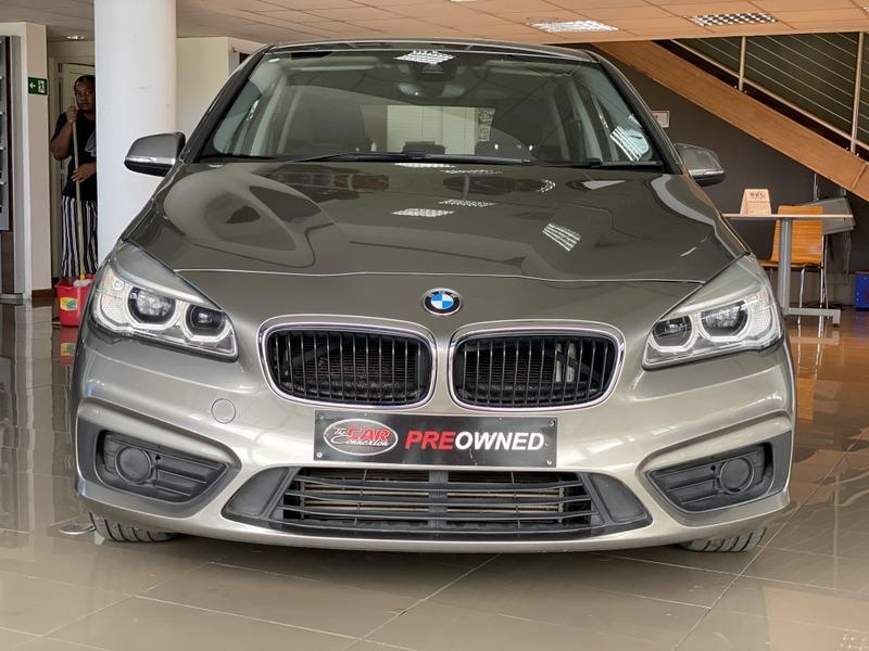 BMW 2-Series 218I 2