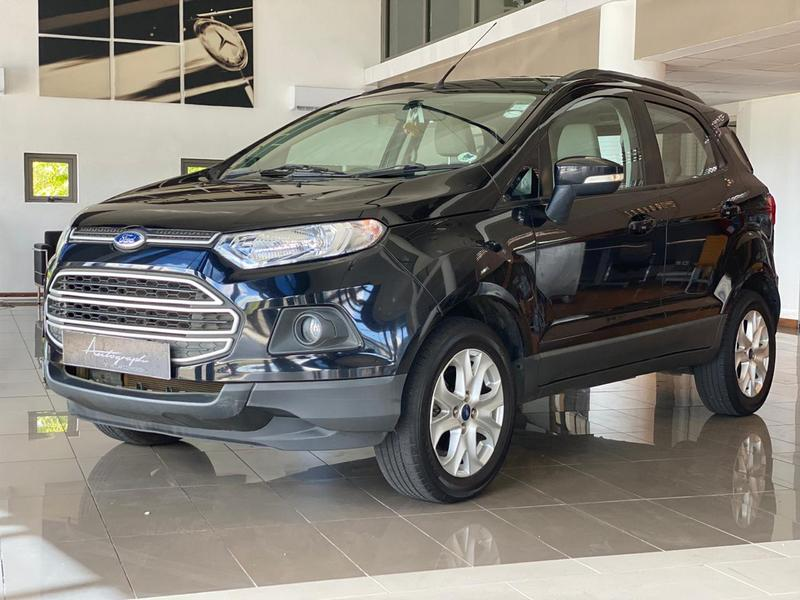 Ford Ecosport - 1.5 TI-VCT 5AT