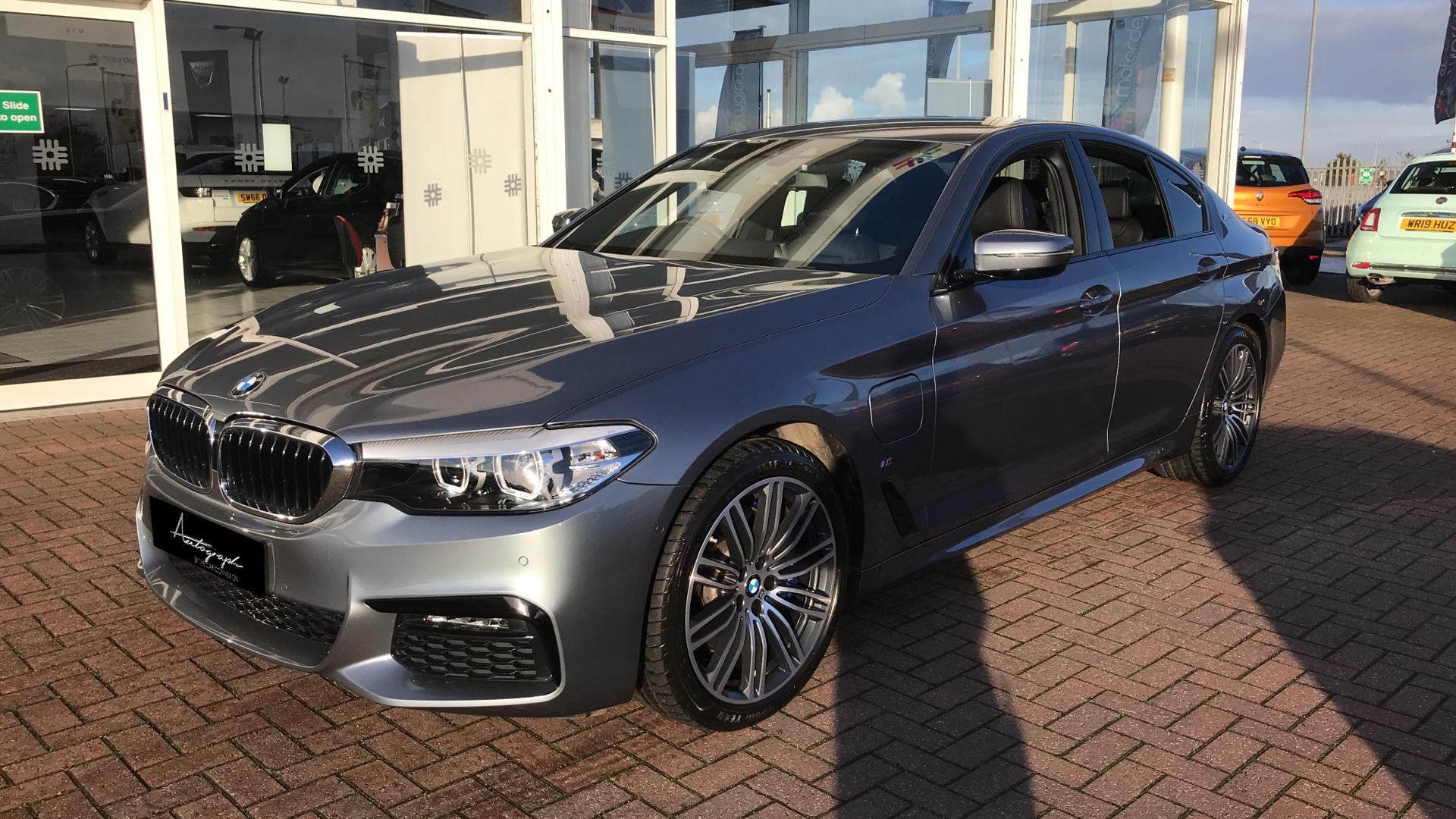 BMW 5-SERIES 530 E M SPORT