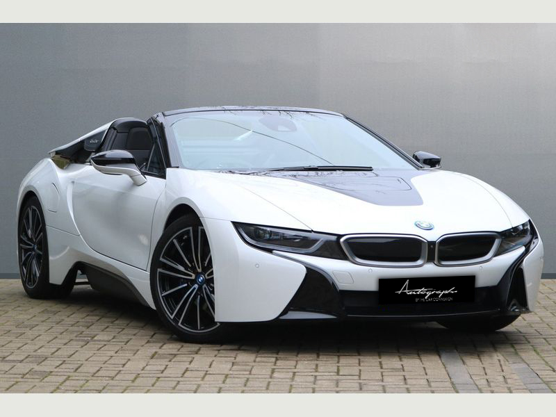 BMW I8 - ROADSTER