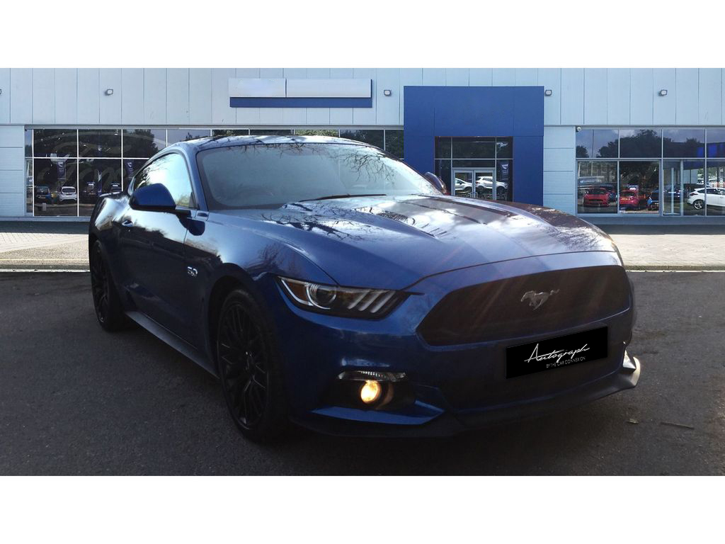 FORD MUSTANG GT - COUPE 1