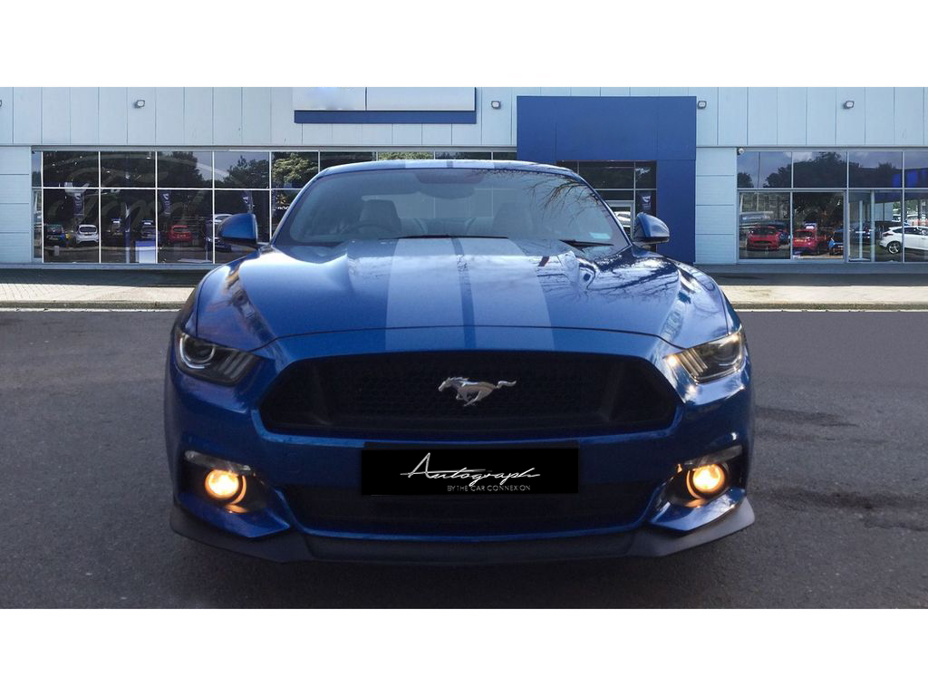 FORD MUSTANG GT - COUPE 4