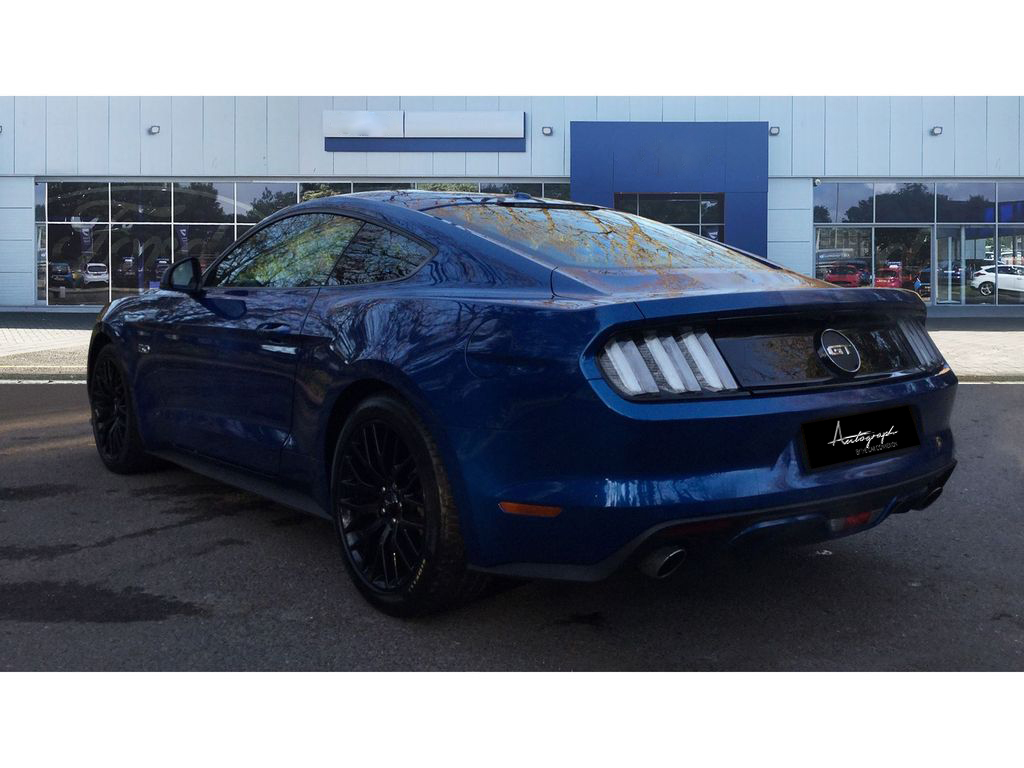 FORD MUSTANG GT - COUPE 9