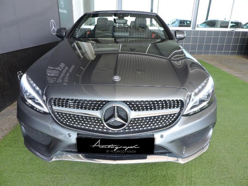 Mercedes Benz C-Class 200 Cabriolet