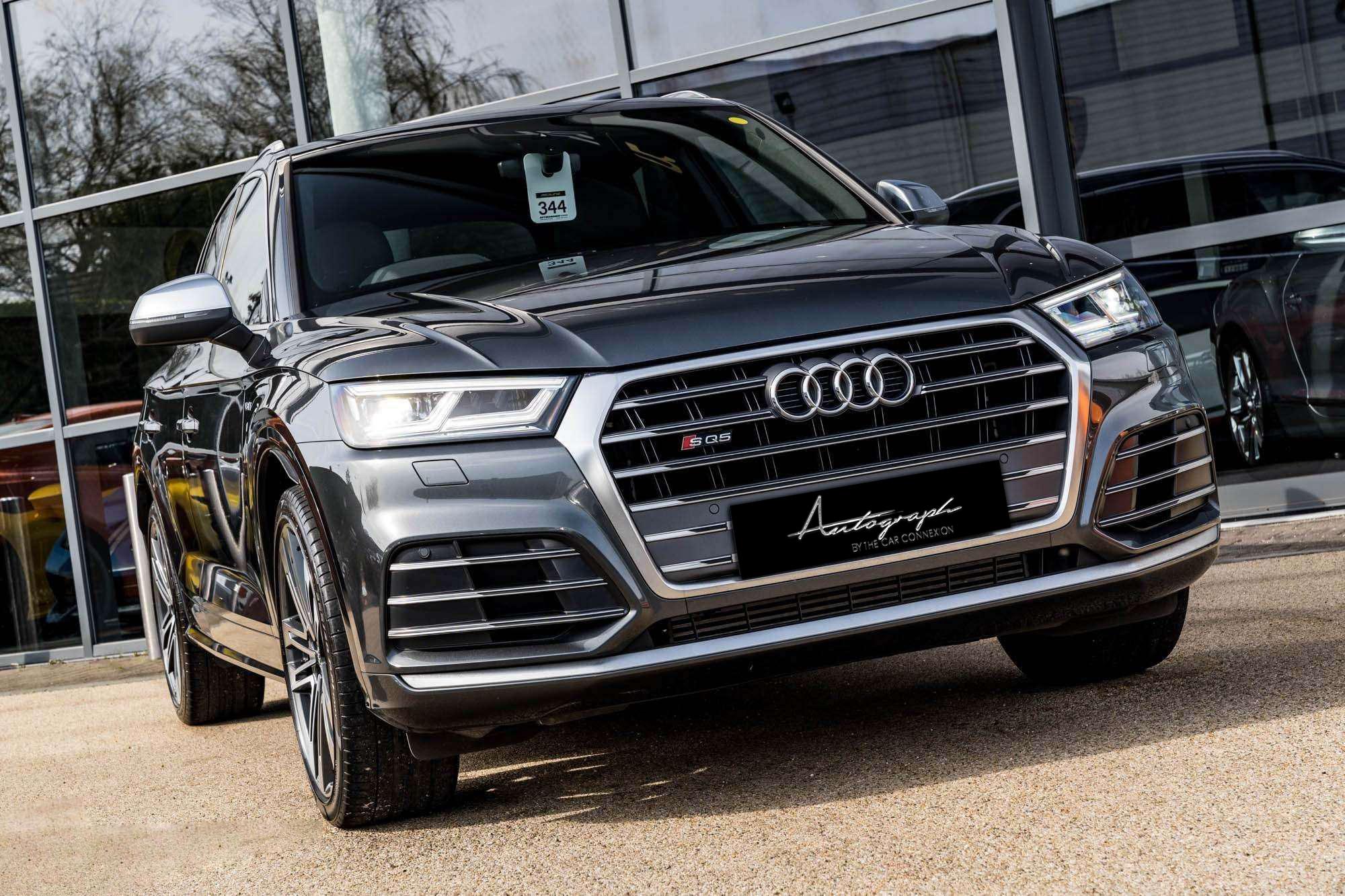 Audi SQ5 3.0 TFSI Tiptronic