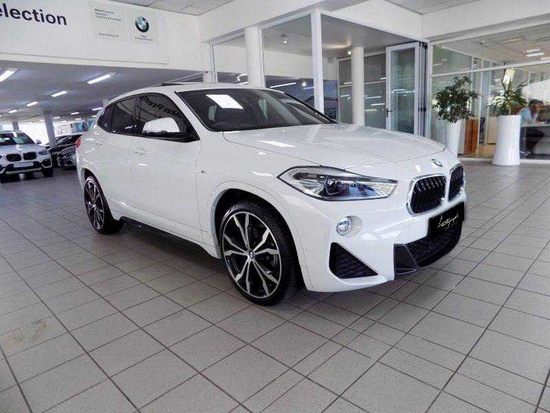 BMW X2 Sdrive 18i M-Sport